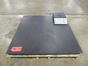 Ohaus Bench Floor Scale Mh2140 mh2140