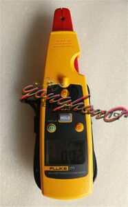 Fluke New 771 Milliamp Process Clamp Meter Dmm Test Ac Ma Tester