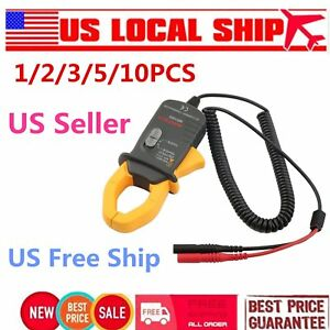 Pro Mini Mastech Ms3302 Ac Current Transducer 0 1a 400a Clamp Meter Test Rba