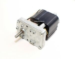 Reznor Gear Motor 106945 With Fan For Ra235 And Rad235 Models