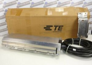 Te Connectivity Dterminator 2 Pedestal pole Mnt Terminal 25 Enclosed New In Box