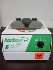 Drucker Horizon Minib Centrifuge Model 642 Quest