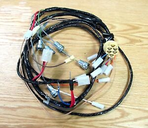 1957 1958 1959 Chevy Truck Under Dash Wire Harness New