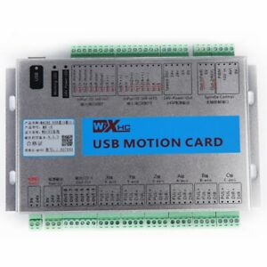 Mach3 3axis Breakout Board Cnc Usb Motion Control Card 2mhz Upgrade