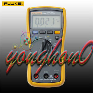 Fluke 115c Field Multimeter Backlight F115c Brand New