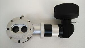 Beam Splitter With Ccd Camera Attachment For Slit Lamp