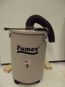 Fumex Rx2 Fume Extractor Air Cleaner Dust Collector Vacuum 39df