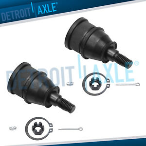 Front Lower Ball Joint Set For 2001 2002 2003 2004 2005 2006 Acura Mdx