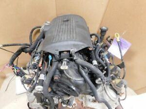 5 3 Liter Engine Motor Ls Swap Dropout Chevy Lm7 117k Complete Drop Out