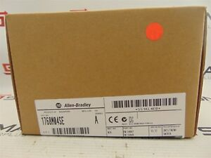 Allen bradley 1768m04se Series A 4 Axis Sercos Interface Module factory Sealed