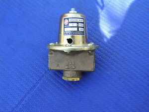 Water Pressure Reducing Valve B g 110195 7 3 4 Npt Brass 45psi New 110195lf