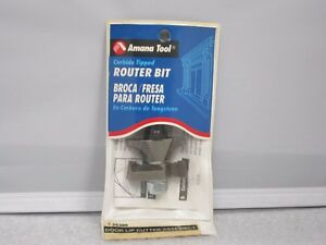 Amana Tool 55300 Router Bit Door Lip Cutter Assembly Free Shipping