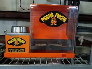 Nacho Chip Cheese Warmer Display Merchandiser W Apw W4 Cheese Warmer