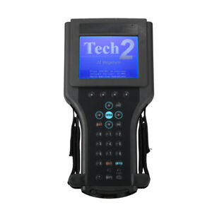 Tech2 Hand held Diagnostic Scanner For Gm saab opel suzuki With Tis2000 Software