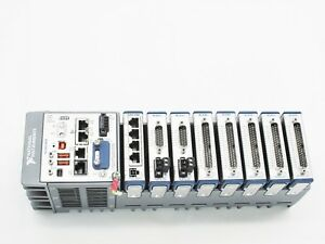 National Instruments ni Crio 9038 Attached 8 Cards technical Support