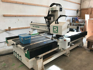 4 x8 Roctech Cnc Router Rc1325s atc With Vacuum Table