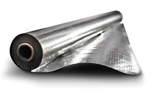 Radiant Barrier Perforated Insulation Heat Ultra foil 1000 Sf Reflectivity 97