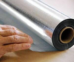 Radiant Barrier Reflective Insulation 48 Wide 1000 Sqft Factory Second