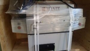 Manix Abw 3 Zone Convection Reflow Or Curing Oven