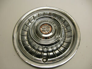 1940 s 1950 s Cadillac Sombrero Custom Rat Rod Cruiser Wheel Cover 15 Hubcap
