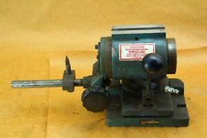 K o lee B982 5c Air Bearing Sharpening Fixture_untested_as is Missing Spindle