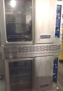Imperial Icv2 gas Double Stack Gas Full Size Convection Oven Used