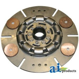 70248239 Clutch Disc For Allis Chalmers Tractor B C Ca D10 D12 Crawler Hd3 H3