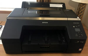 Epson Surecolor P5000 Professional 17 Wide format 10 color Inkjet Printer New
