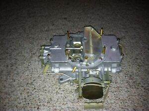 Ford Autolite 4100 Carburetor Restoration Service For Your Carburetor Core