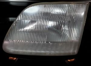 1997 1998 2000 2001 2003 Ford Expedition f150 Headlights And Side Marker Turn Si