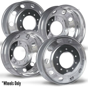 4 40018xpc 19 5x6 Ford F450 F550 Wheel Accuride Acushield alcoa Style 10 Lug