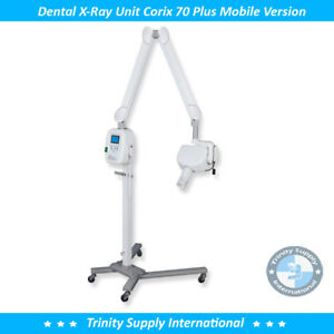 X ray Unit Mobile Dental Version For Sensor Psp film Corix 70 Heavy duty New