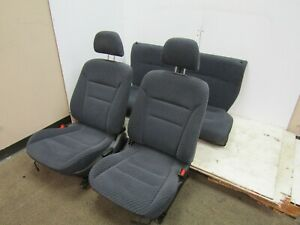 Jdm 1996 200 Oem Honda Civic Ek Hatchback Front And Rear Seats With Brackets