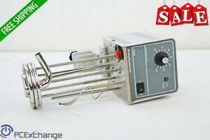 Polyscience Model 71 Water Bath Head Immersion Heated Recirculating Pump Analog