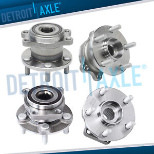 Front Wheel Bearing Rear Hub For 2005 2006 2007 2008 2009 Subaru Legacy Outback