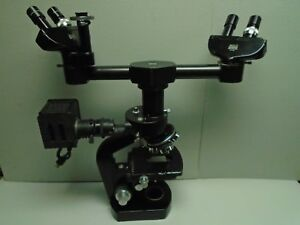 Wild Heerbrugg M20 Teaching Microscope