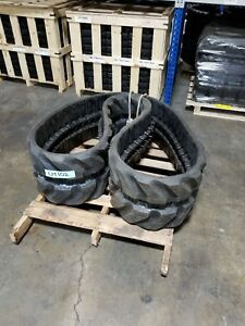 16 Rubber Track 400x72 5x72w Fits Case ditch Witch gehl hanix john Deere
