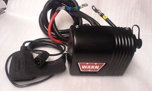 Warn 38847 Winch Control Pack 24v For Model 8274 Winch
