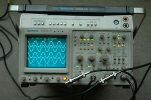 Tektronix 2465a Dmm Cts 350 Mhz Oscilloscope Refurbished Calibrated