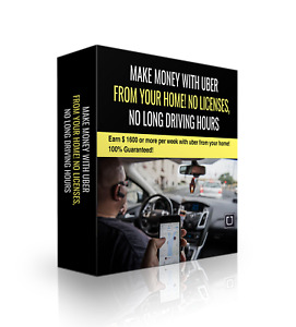 Make Money Earn 5 000 Monthly With Uber From Your Home Without Driving
