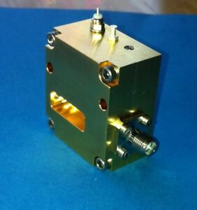 Wr 12 71 To 86 Ghz Millimeter Wave Waveguide Active Multiplier W band