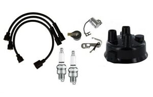 Distributor Ignition Tune Up Kit For John Deere M Mi Mc Mt 2 Cyl Gas Tractor