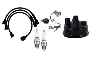 Distributor Ignition Tune Up Kit For John Deere 40 420 430 440 2 cyl Gas Tractor