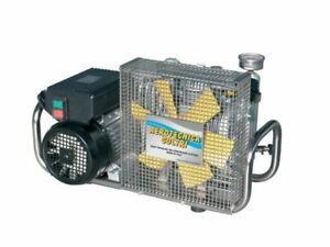 Scuba Compressor Stainless Steel With Automatic Drains 220 Electric New