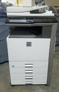 Sharp Mx m363n low Meter Printer Scanner Copier With Fax