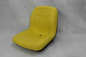 Yellow Seat Fits John Deere 5105 5205 Farm Tractors made In Usa bv