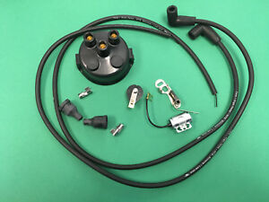 John Deere 520 530 620 630 720 730 Tractor Distributor Ignition Tune Up Kit