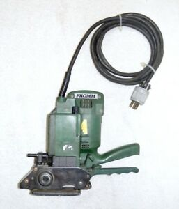 Fromm Model P300 1 2 12 7mm signode orgapack Powered Strapping Tool