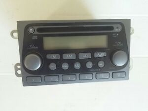 Code Available 2003 05 Honda Element Radio Receiver Cd Player 2bw0 Oem Am Fm