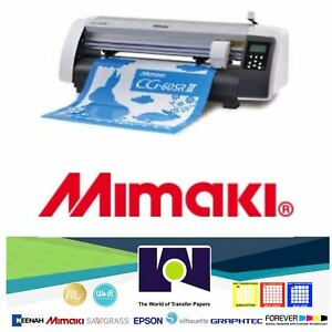 Mimaki Cg 60rsiii Cutting Plotter 60cms 24 Wide Japanese Quality 2yr Warranty